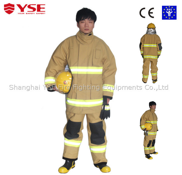 Reflective fire retardant coverall