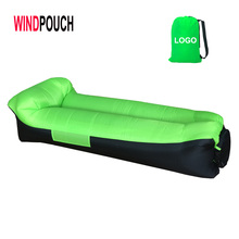 2017 New arrives Hot sale amazon Inflatable couch, Air Free Filling Inflatable sofa bed
