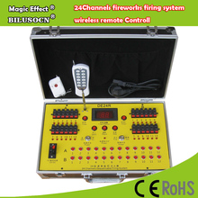 New+24Channels fireworks firing system+wireless remote Controll