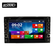 6.2inch touch screen 2din universal 1080P Bluetooth Radio megan dvd gps