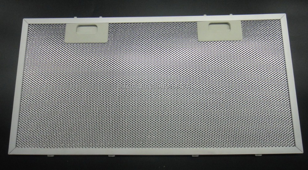 Caple cooker hood grease filter with double clips