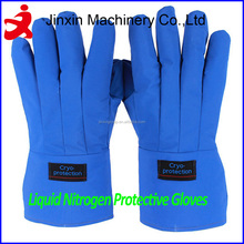 Cryogenic Hand Gloves Cold Resistant Nitrogen Liquid handling Gloves
