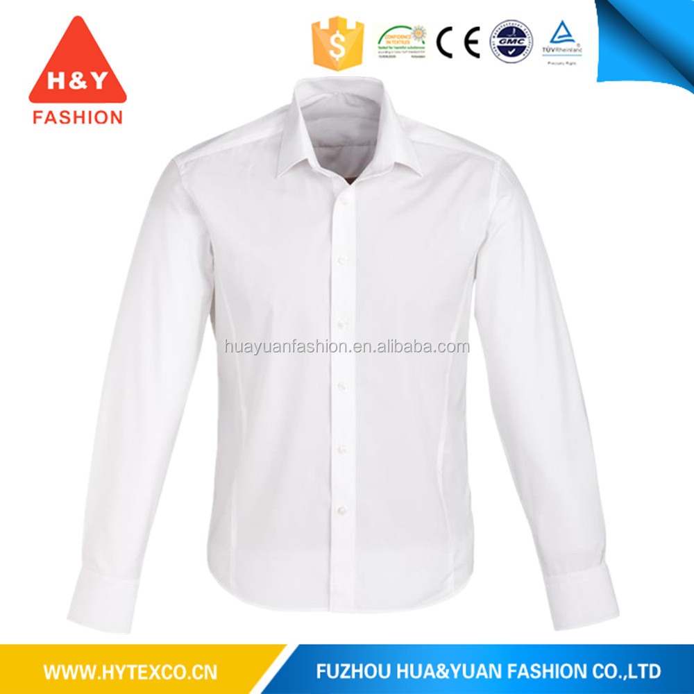 premium quality newest style men dress shirt manufacturers, uniform shirt, mens long sleeve shirt
