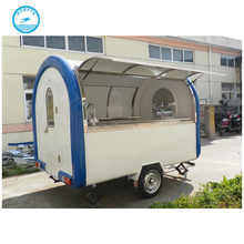 2015 New arrival semi-trailer food truck/mobile food kiosk catering trailer/trailer for fast food