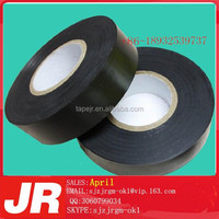JR hot selling fashional electrial PVC insulate tape for protection