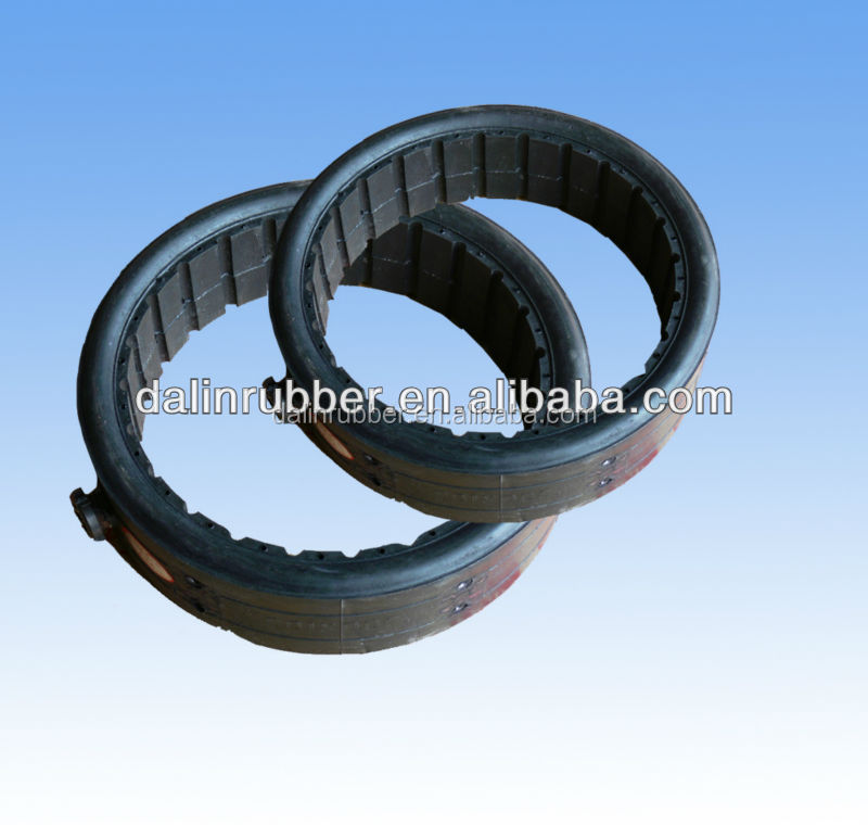 Rubber compound product, LT1000X250 pneumatic tire for industry