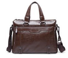 wholesale custom branded genuine mens leather handbag italy