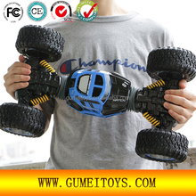 UD2168A 2.4G 4WD Double Side Rolling Amphibious With Walking Mathods RC Stunt Car