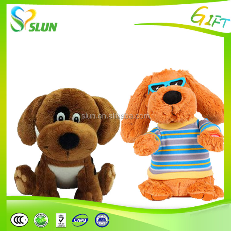 Durable Strong Dog Plush Toys squeakers pet animal sound plush dog toy