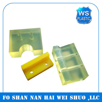 customized polyurethane rubber parts
