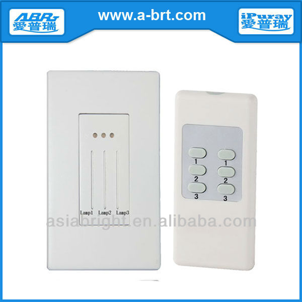 120V long distance wireless remote switch