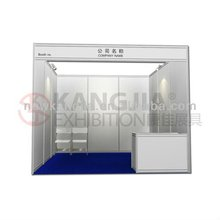 Hot sale china manufacturer modular exhibition booth/customized display booth