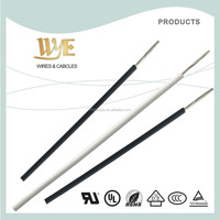 2016 Best sell silicone rubber coated wire