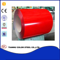 High-quality Reasonable price Width 914-1250mm Color Coated coil for wall materials/Prepainted galvanized Steel Coil