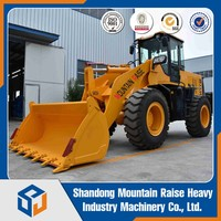 construction machine front end mini wheel loader