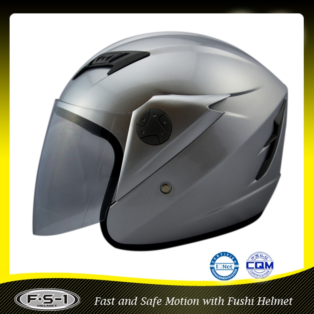 China supplier ECE approval open face helmet for motorcycle