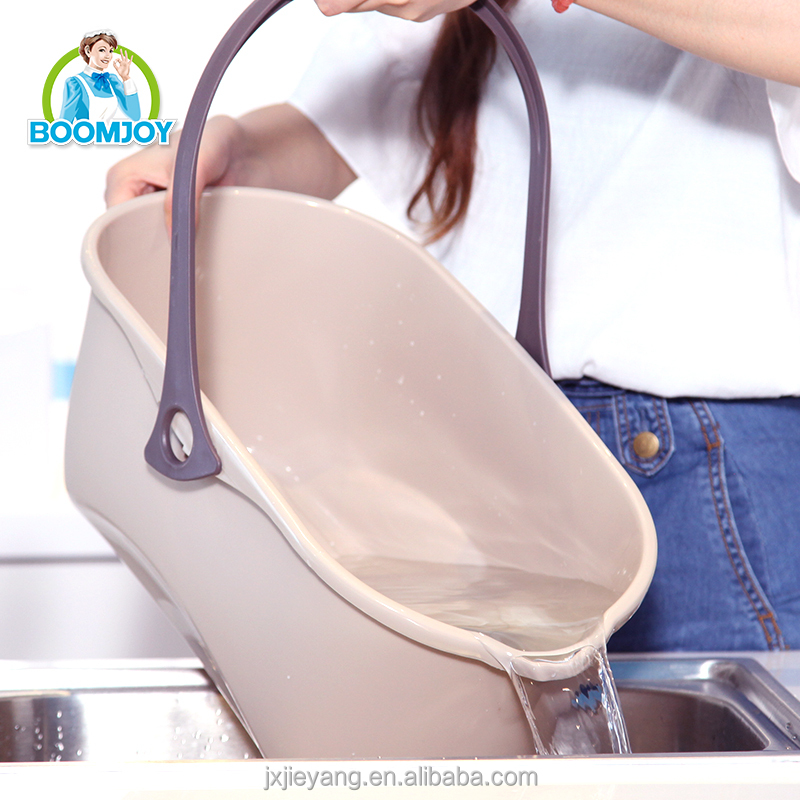 Boomjoy FT-02 Super-Wide Easy Cleaning Water Bucket