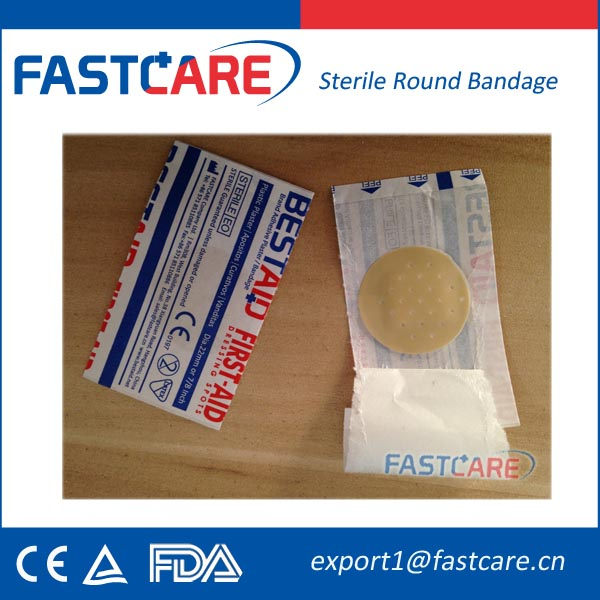 CE FDA Approval China Sterile Health Care Wound Plaster
