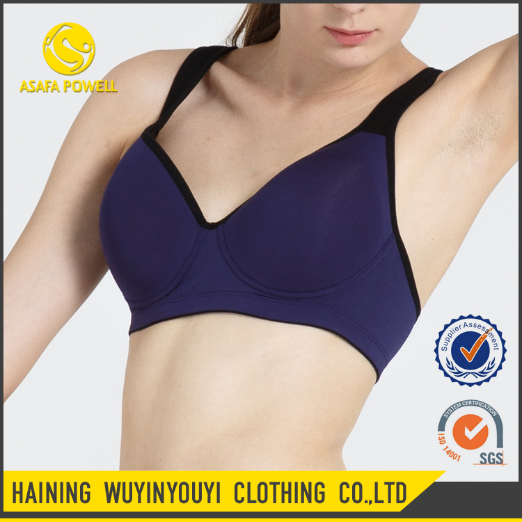 Clothing Yoga Wear Sexy Racerback Fashion Sports Bra