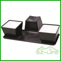 Creative promotion gift Ctrl Alt Del 3 pcs/set plastic keyboard coffee cups