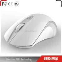 2015 new unique mute click and invisible light 2.4g wireless computer mouse