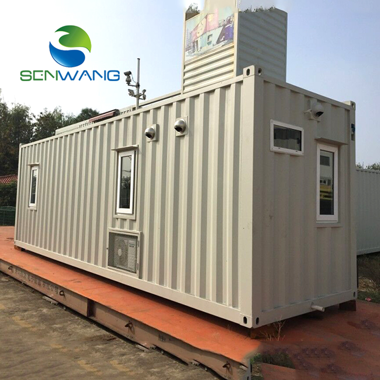 well insulated demountable estate strong build real estate 40ft Trade Assurance container houses