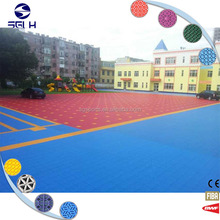 pp/rubber flooring mat for dance hall/outdoor sports court