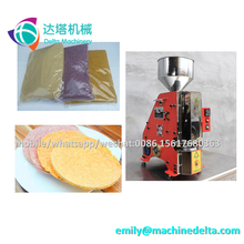 Korean rice cake/ rice cake popping machine/ korea rice cake machine