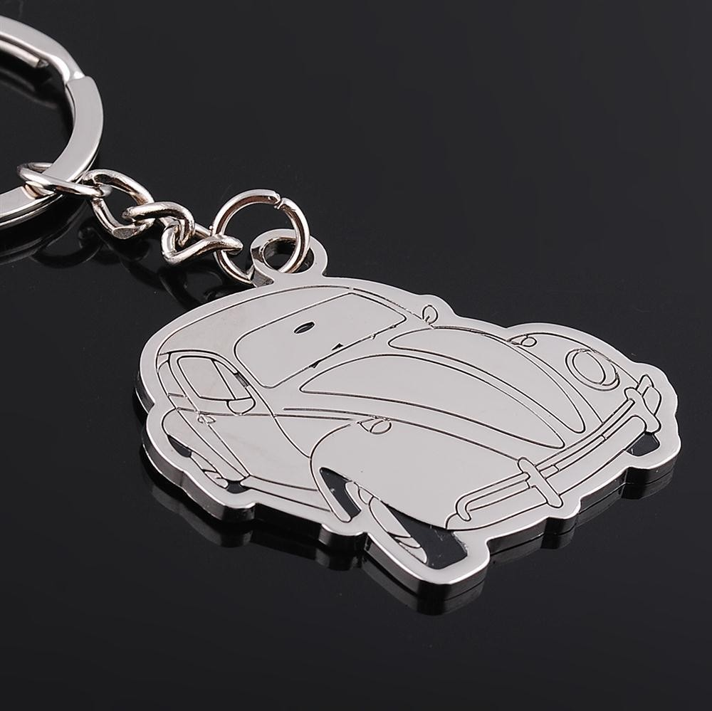 Mini Germany Bomber Mould Metal Keychain