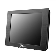 10.4 inch touch screen with pc industrial waterproof computer