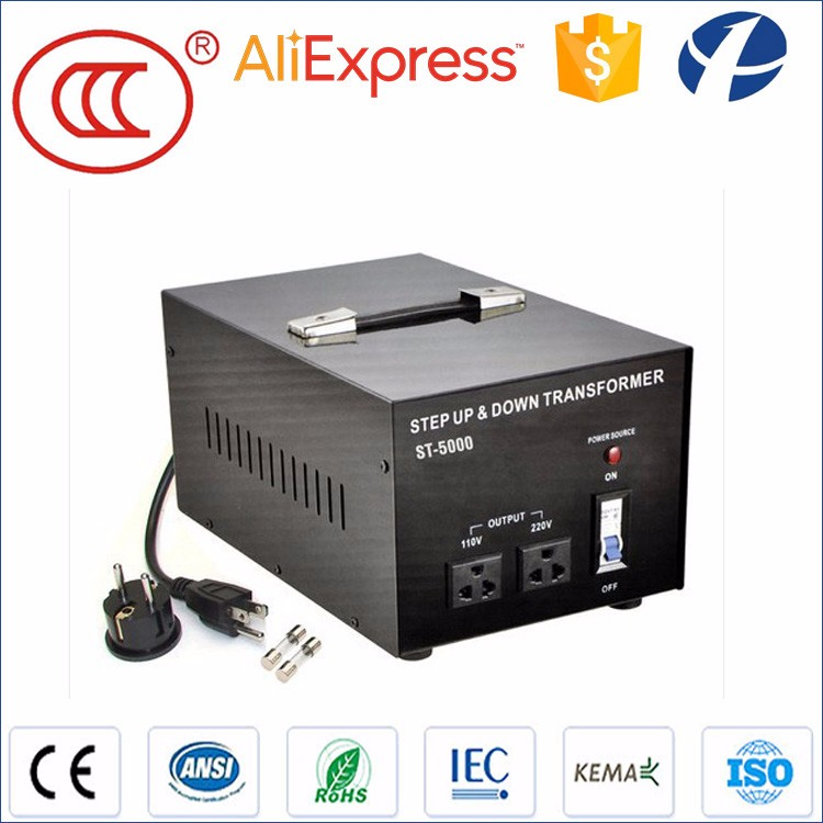 CE 1 Phase Step Down & up power transformer 400w 7000w 800w 110v 220v