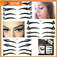 Temporary Eyeliner Sticker,Military Tattoo Sticker,Back Temporary Tattoo