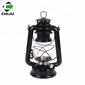 Indoor and Outdoor Portable Decorative Camping oil hurricane Lantern