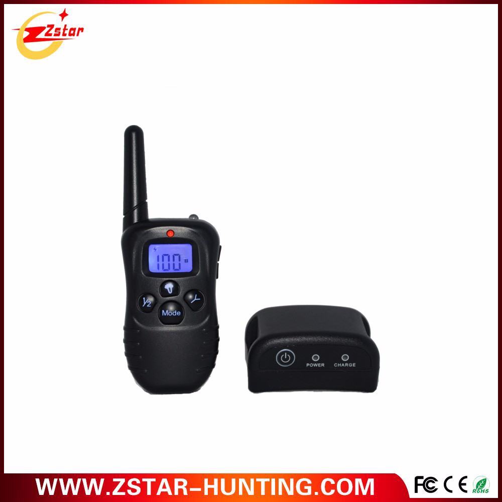 best electronic dog training collars with remote control