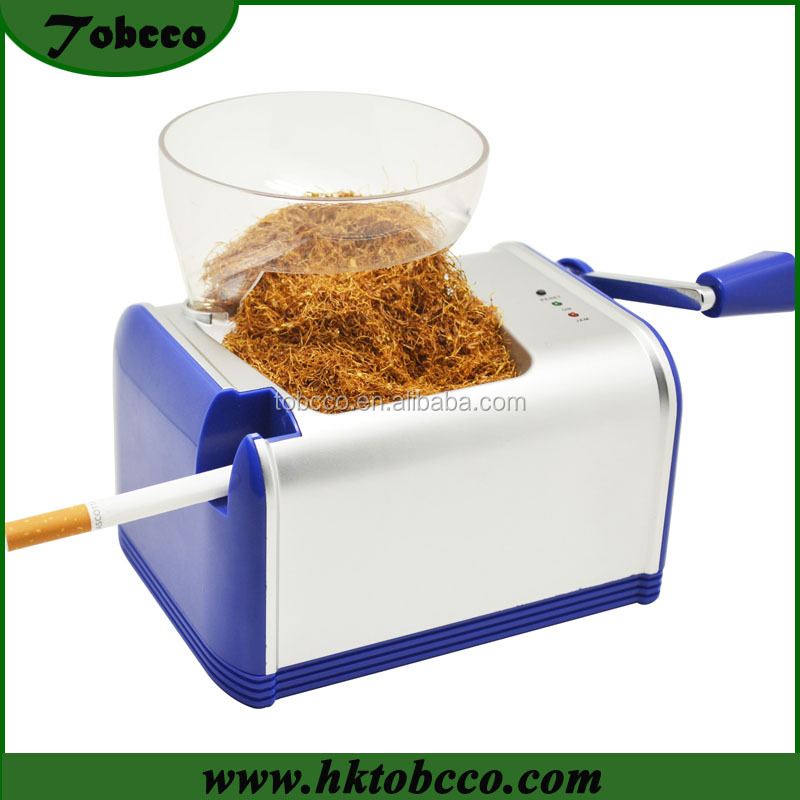 Wholesale Best Electric Automatic Cigarette Rolling Machine Tobacco Injector Maker Roller