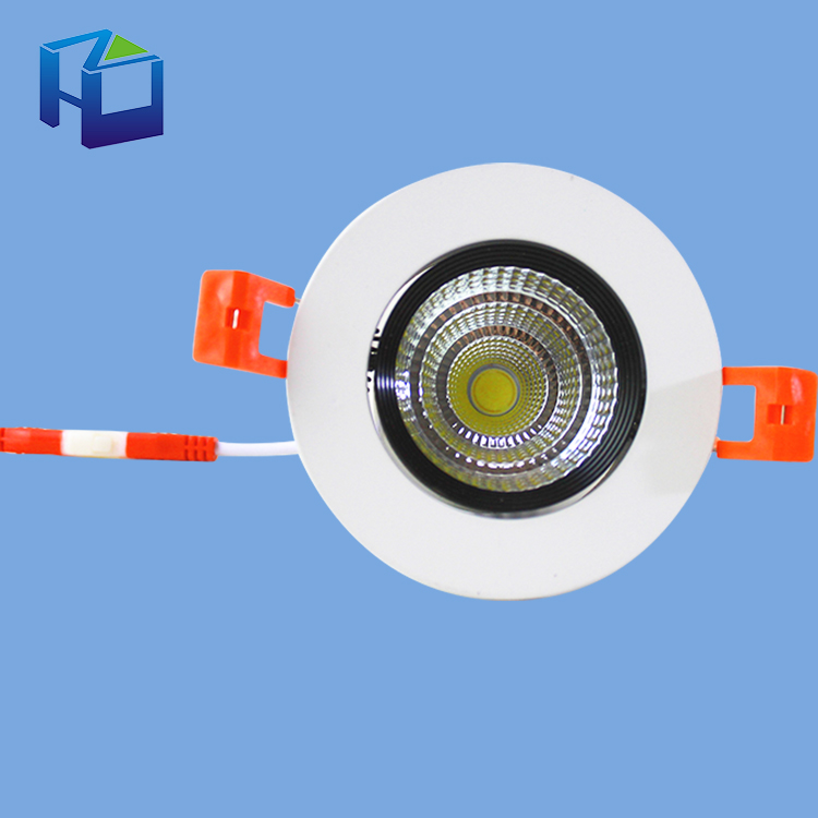 modern style cob led light downlight factory price commercial lighting 3w 5w 7w 9w