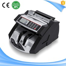 S52 ZC-2108 Banknote professional sorter money counter and Indian money counting machine