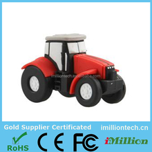 Track Tractor USB Flash Drive /Agriculture Vehicle USB Flash Drive /Continuous Tracks Tractor USB Flash Drive