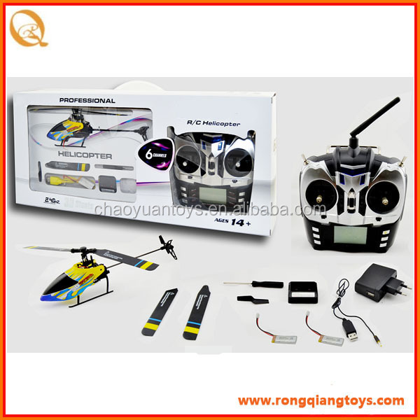 6 channels big rc helicopter radio fly helicopters flying model helicopters RC46096050