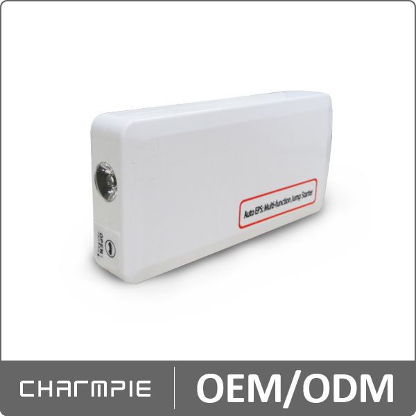 Rapid charge 14000mah portable car battery charger