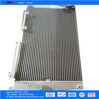 China Heavy Truck Hydraulic Oil Cooler