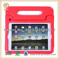 Kid safe high quality tablet cases for ipad mini with stand holder