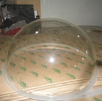 Experienced Factory Large Plastic Sphere