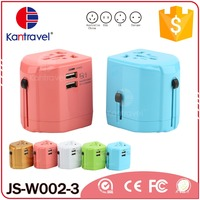 2017 travel charger adapter powersocket with timer and usb charger