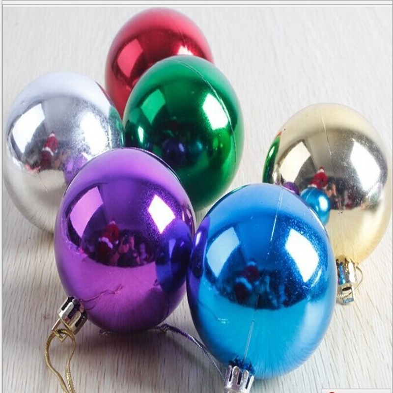 30cm wholesale plastic matte <strong>balls</strong> and Multicolor Christmas <strong>ball</strong>