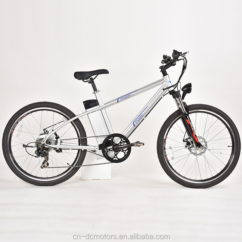 26 inch Uebiky Electric Bicycle/OEM EN15194 Top Quality Mountain ebike