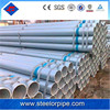 ASTM A53 erw hot dip galvanzied steel pipe from factory