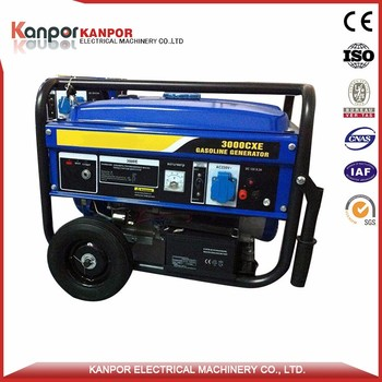 9000W Life-Long Service 1.0 Singlephase super silent gasoline generator