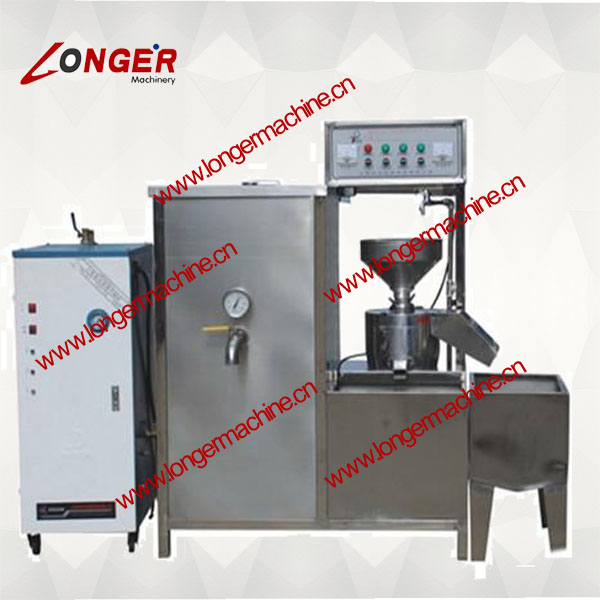 Soybean Milk Making Machine|Soy Milk Grinding and Cooking Machine