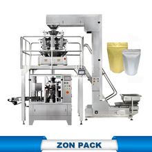 Rotary Type Automatic stand up pouch doypack packing machine